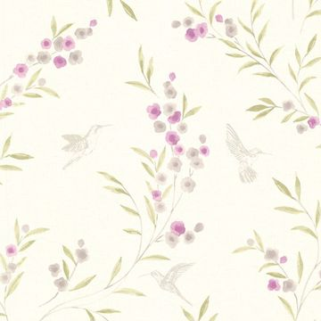 Picture of Lineanna Purple Floral
