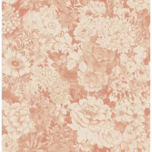 Picture of Dodge Peach Floral