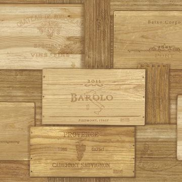 Picture of Barolo Light Brown Graphic