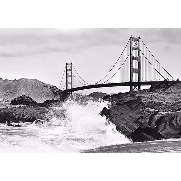 Picture of Golden Gate Bridge Wall Mural