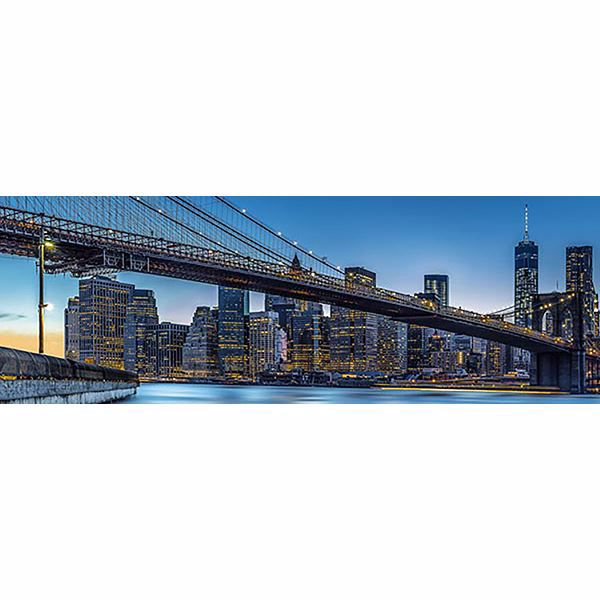 Picture of Blue Hour over New York Wall Mural