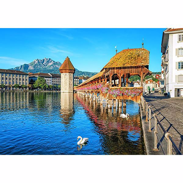 Picture of Lucerne Switzerland Wall Mural