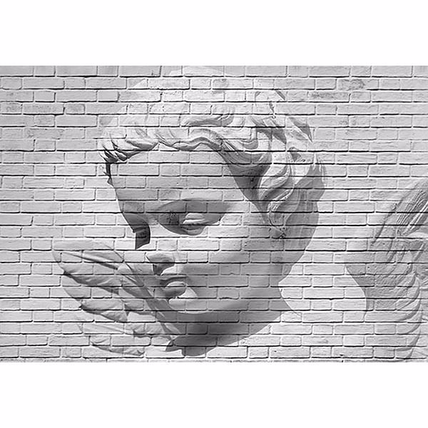 Picture of Angel Brick Wall Mural