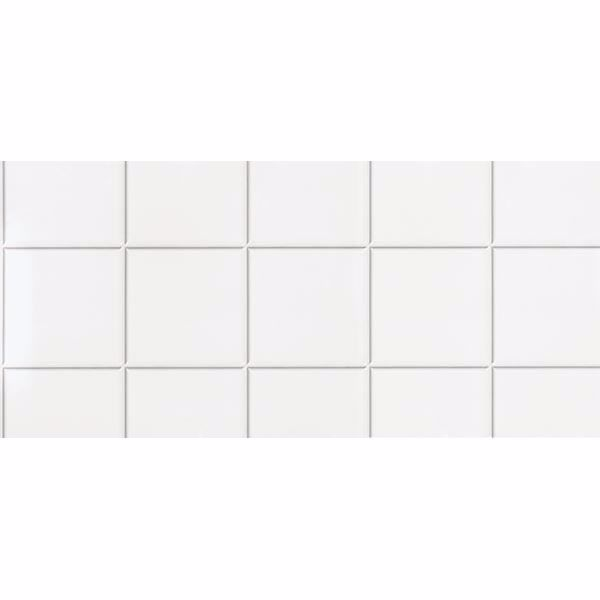 Picture of White Tiles Adhesive Film