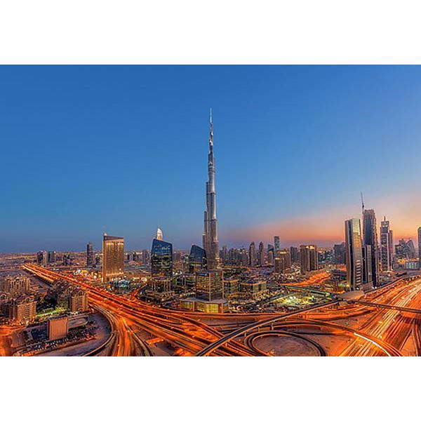 Picture of Burj Khalifah Wall Mural