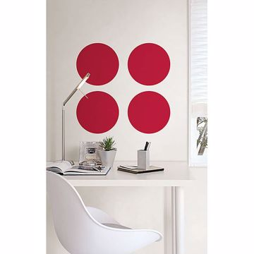 Picture of Poppy Red Dot Decal