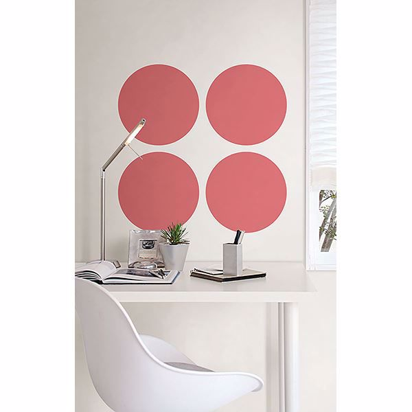 Picture of Coral Reef Dot Decal
