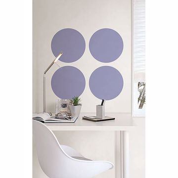 Picture of Iris Purple Dot Decal