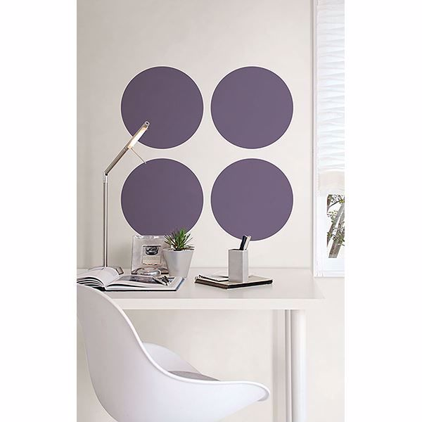 Picture of Spellbound Purple Dot Decal