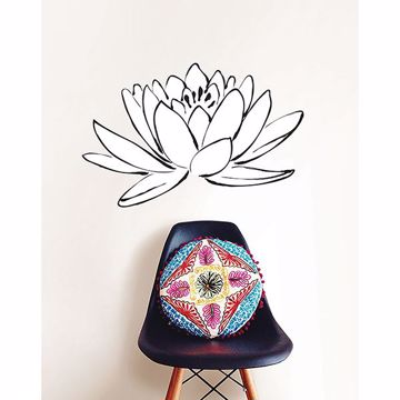 Picture of Lotus Flower Wall Art Kit