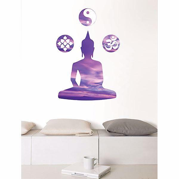 Picture of Buddha Sunset Small Wall Art Kits