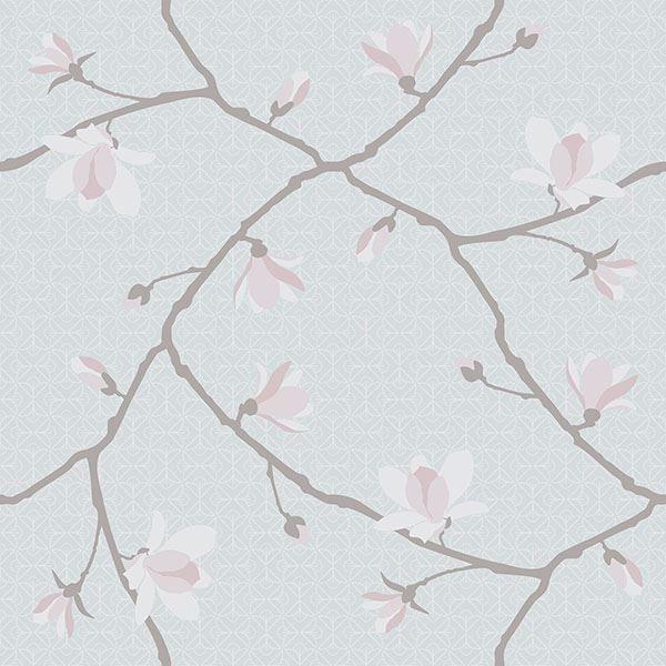 Picture of Sabella Seafoam Magnolia Branch
