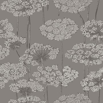 Picture of Ingrid Charcoal Dandelion Meadow