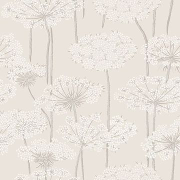 Picture of Ingrid Beige  Dandelion Meadow