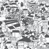 Picture of Lissabon Black Village Motif