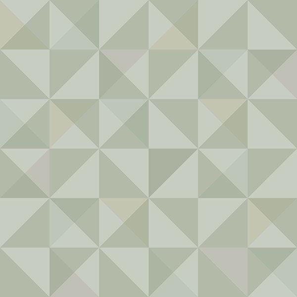 Picture of Dabria Green Geometric