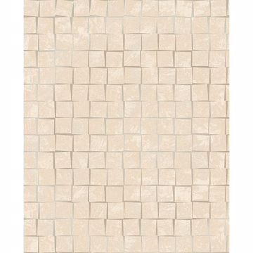 Picture of Cubist Taupe Geometric