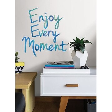 Picture of Enjoy Every Moment Wall Quote Decals