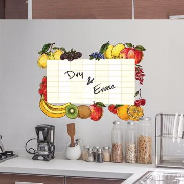 Picture of Fruits Whiteboard Wall Decals