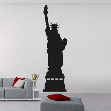 Picture of Statue of Liberty Wall Decals
