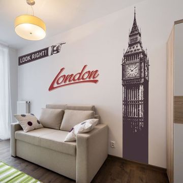 Picture of Big Ben Wall Decals