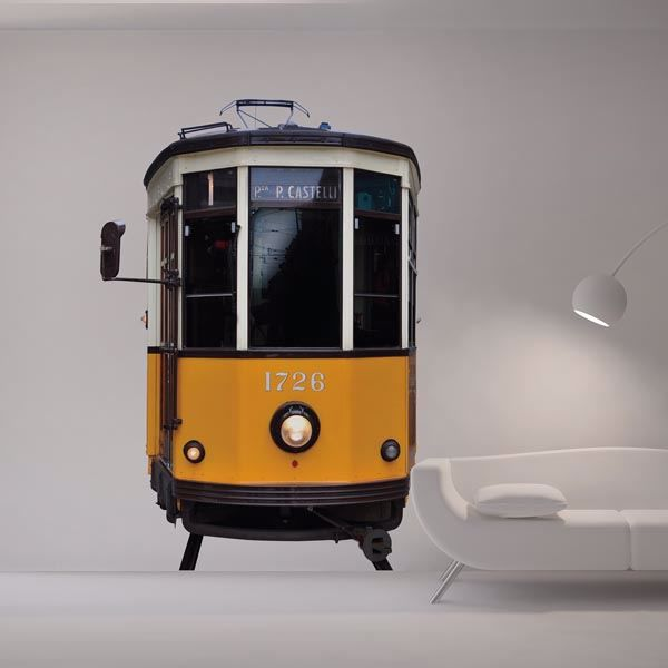 Picture of Tram Wall Decals