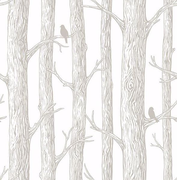 Picture of The Forest Peel And Stick Wallpaper
