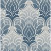 Picture of Twill Blue Damask