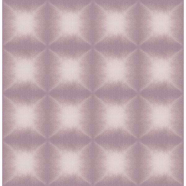 Picture of Echo Purple Geometric