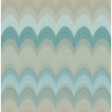 Picture of August Teal Wave