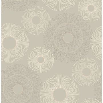 Picture of Eternity Taupe Geometric