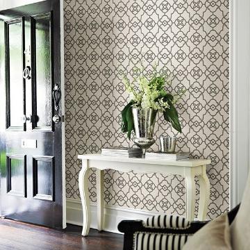 Picture of Atrium Grey Trellis
