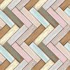 Wood Peel and Stick Foam Tiles