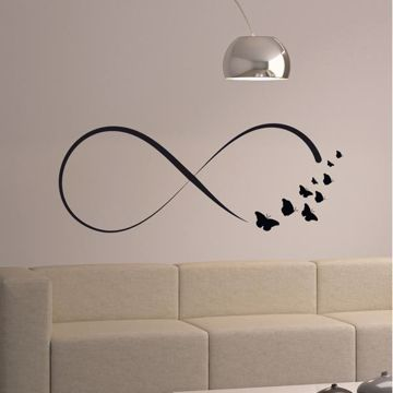Picture of Infinity Wall Decals