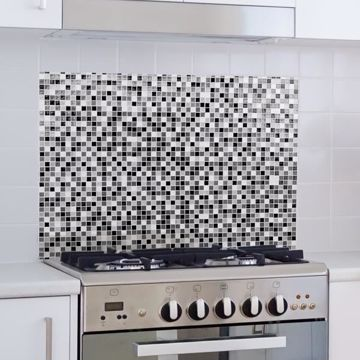 Picture of Mosaic Kitchen Panel Decal