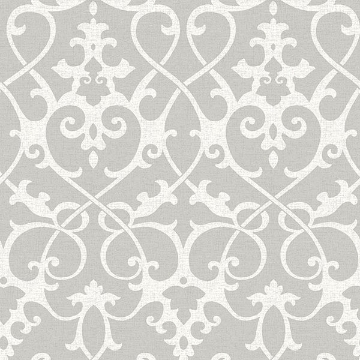 Picture of Ironwork Grey Peel And Stick Wallpaper