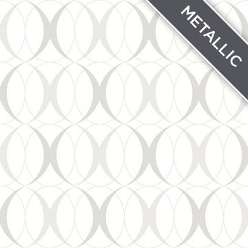 Metallic Peel and Stick Wallpaper