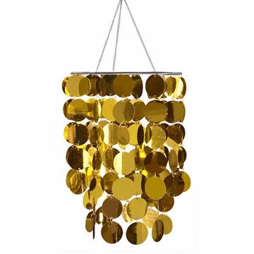 Picture of Gold Eclipse Chandelier