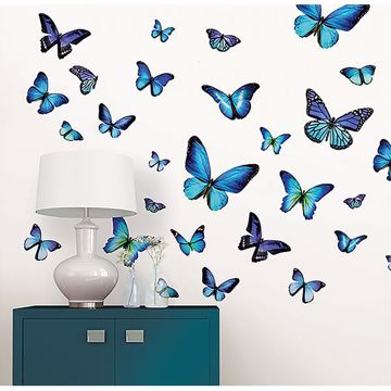 Picture of Mariposa Butterfly Wall Art Kit