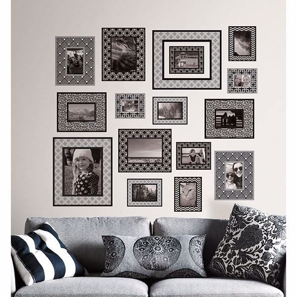 Picture of Photo Gallery Wall Art Kit