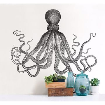 Black Ink Wall Art Kit