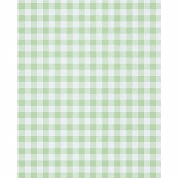 Picture of Kay Mint Vichy Check Wallpaper