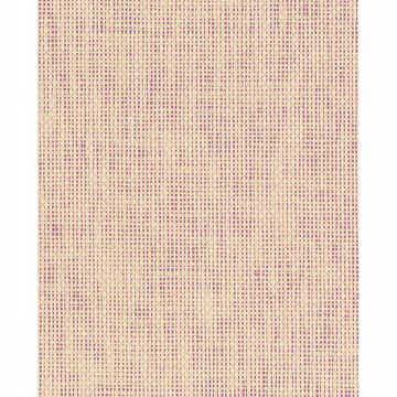 Picture of Anya Peach Paper Weave Wallpaper