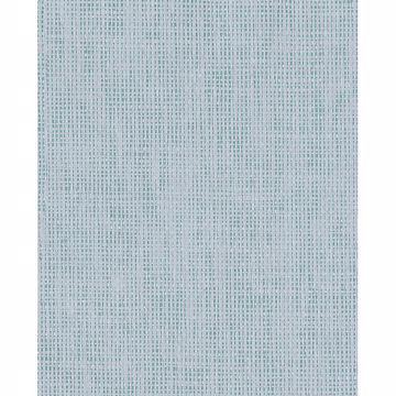 Picture of Anya Celadon Paper Weave Wallpaper
