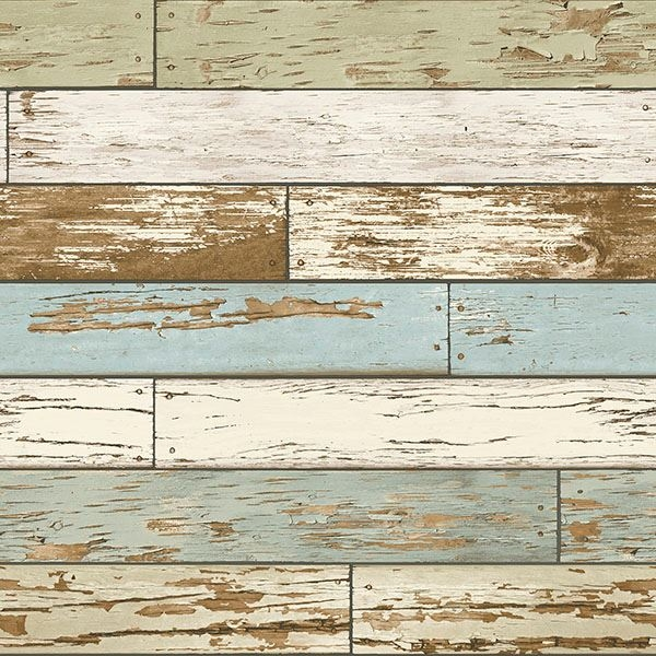 Picture of Old Salem Vintage Wood Peel And Stick Wallpaper