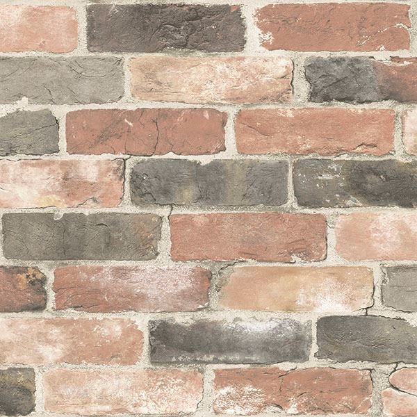 Picture of Newport Reclaimed Brick Peel And Stick Wallpaper