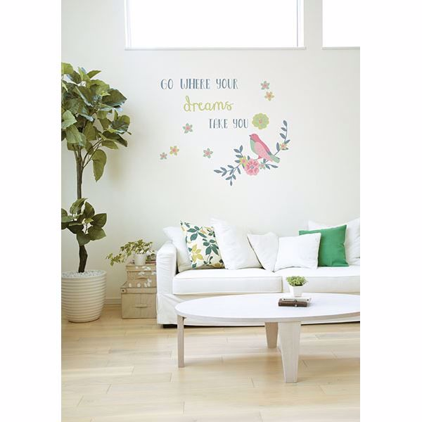 Picture of Go Where Your Dreams Take You Wall Stickers