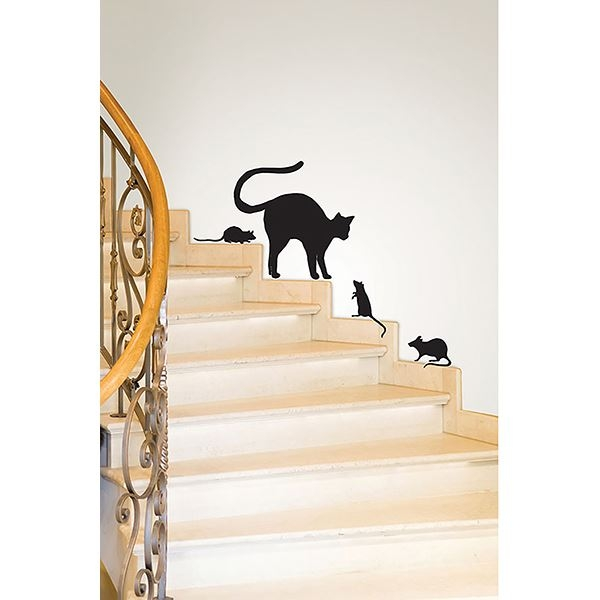 Picture of Black Cat Small Wall Art Kits