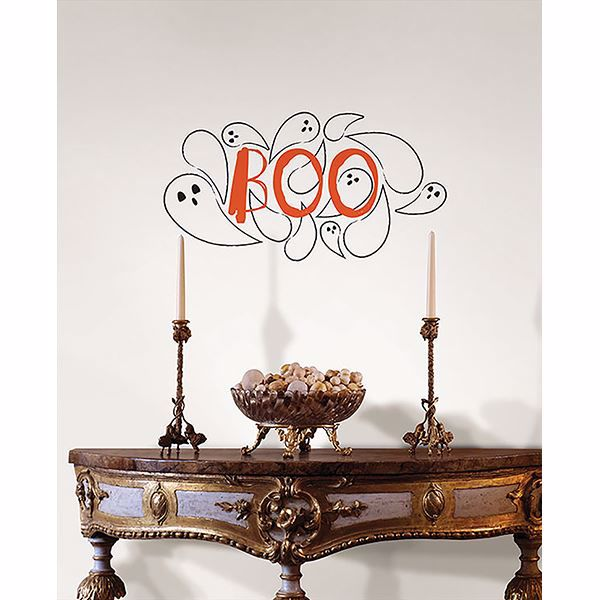 Picture of Boo! Wall Quote Decals