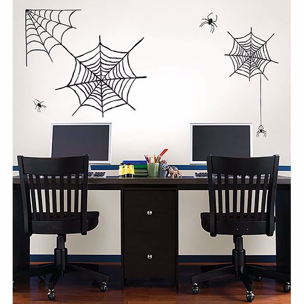 Picture of Spider Web Large Wall Art Kits